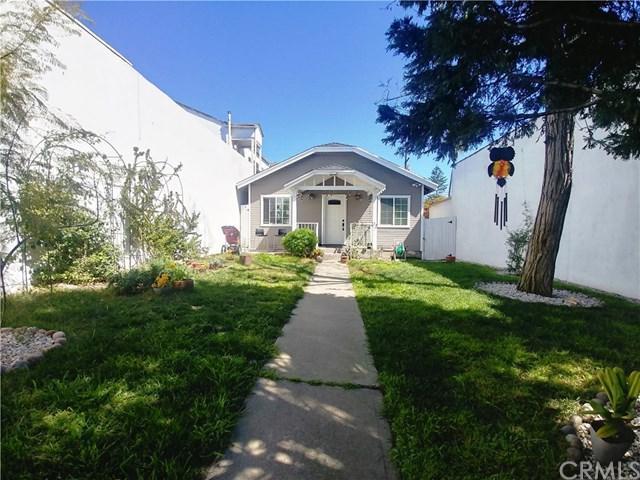 1206 N La Brea Avenue, Inglewood, CA 90302 (#IN19054420) :: Millman Team