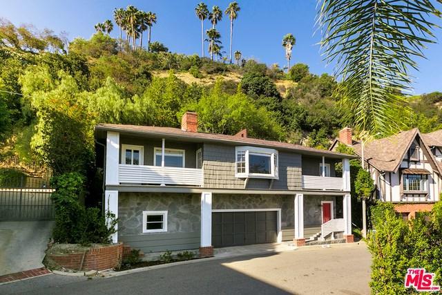 4129 Parva Avenue, Los Angeles (City), CA 90027 (#19441876) :: Millman Team
