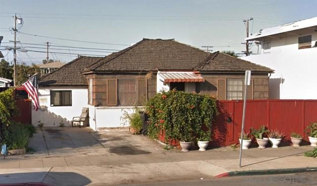 4683 Voltaire St, Ocean Beach (San Diego), CA 92107 (#190013561) :: Abola Real Estate Group
