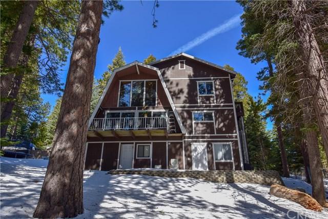 31131 Glen Oak Drive, Running Springs Area, CA 92382 (#IV19056862) :: The Laffins Real Estate Team