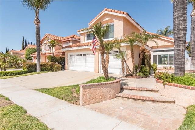 1331 Casitas Circle, Corona, CA 92882 (#SW19059030) :: Mainstreet Realtors®