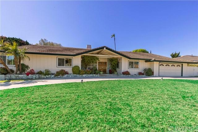 9215 Shoshone Avenue, Northridge, CA 91325 (#SR19059088) :: Go Gabby
