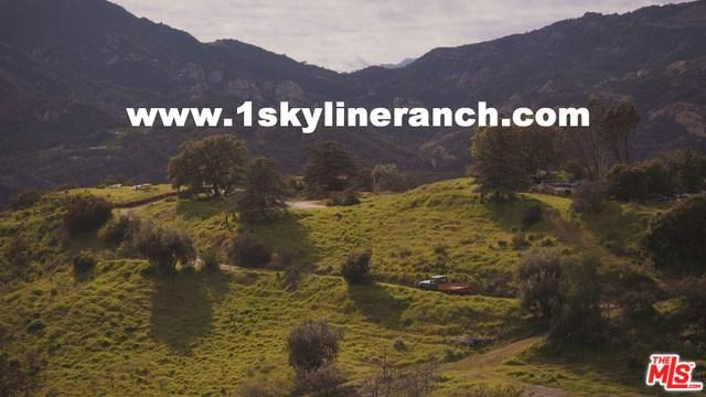 1 Skyline Ranch Road, Topanga, CA 90290 (#19444654) :: Millman Team