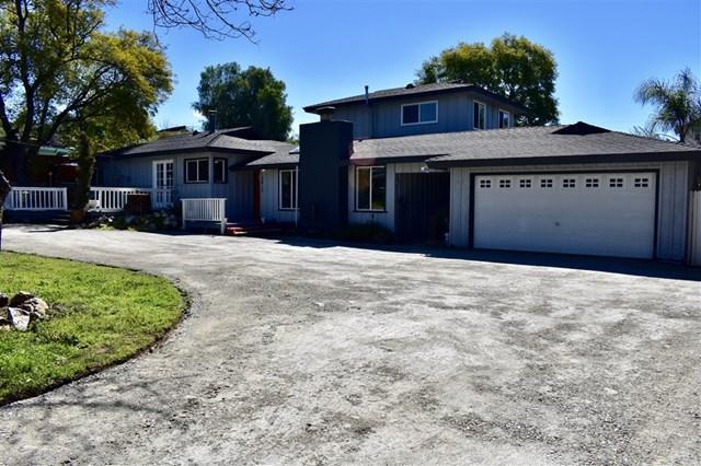 13417 Sunny Lane, Lakeside, CA 92040 (#190014430) :: Bob Kelly Team