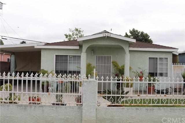 1454 E 215th Street, Carson, CA 90745 (#IV19059784) :: RE/MAX Empire Properties