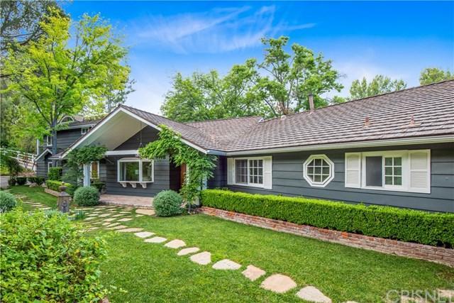 5885 Fitzpatrick Road, Hidden Hills, CA 91302 (#SR19057515) :: Keller Williams Temecula / Riverside / Norco