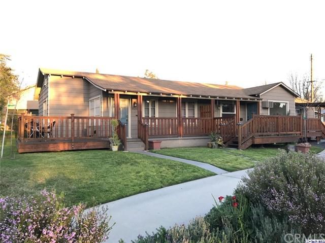4522-4524 Alumni Avenue, Eagle Rock, CA 90041 (#319001073) :: The Laffins Real Estate Team