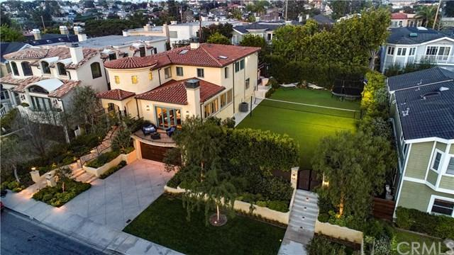 2104 Palm Avenue, Manhattan Beach, CA 90266 (#SB19062214) :: The Costantino Group | Cal American Homes and Realty