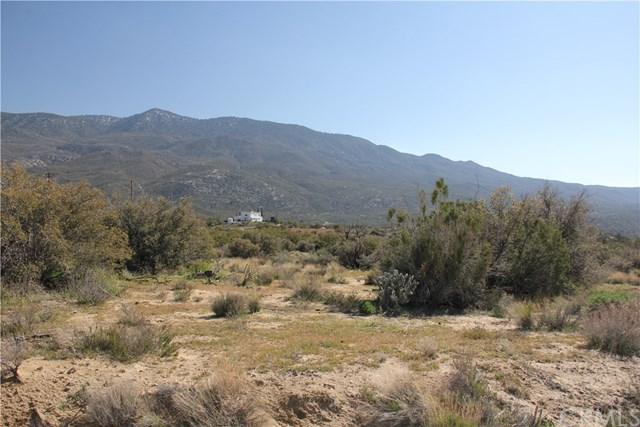 0 Jeraboa / Pozo Road, Mountain Center, CA 92561 (#SW19063357) :: Sperry Residential Group