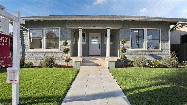 2886 Redwood St, San Diego, CA 92104 (#190015337) :: Bob Kelly Team