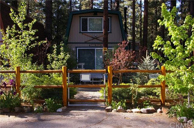 815 W Rainbow Boulevard, Big Bear, CA 92314 (#OC19064852) :: Millman Team