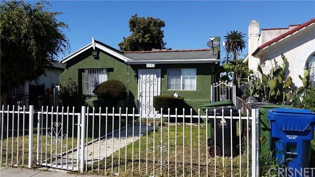 1531 W 59th Place, Los Angeles (City), CA 90047 (#SR19064998) :: Allison James Estates and Homes