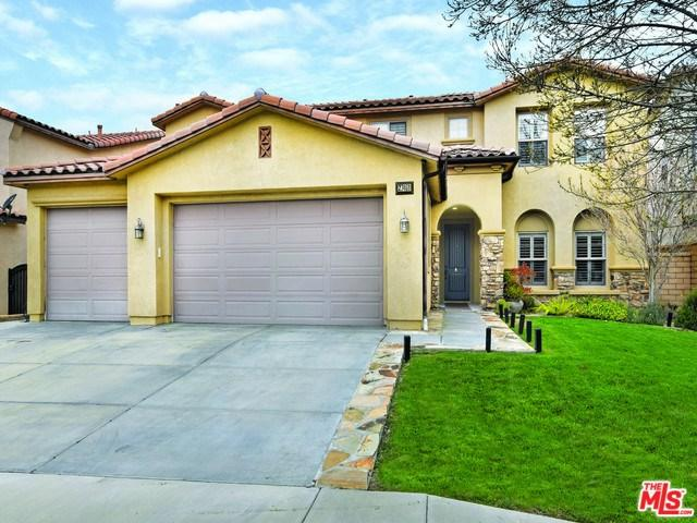 27459 English Ivy Lane, Canyon Country, CA 91387 (#19447314) :: Fred Sed Group