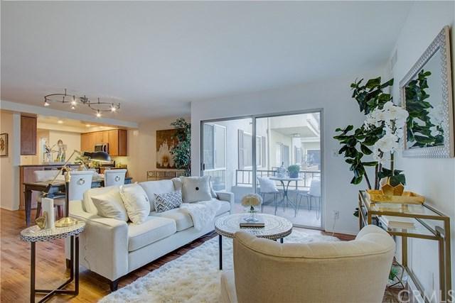 10707 Camarillo Street #214, Toluca Lake, CA 91602 (#BB19075344) :: The Brad Korb Real Estate Group