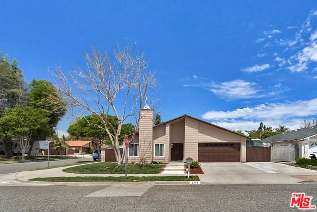 2703 Goldfield Place, Simi Valley, CA 93063 (#19451794) :: Fred Sed Group