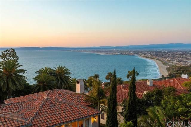 820 Via Somonte, Palos Verdes Estates, CA 90274 (#SB19075824) :: Millman Team