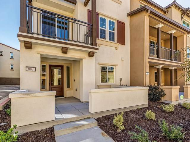 16334 Ridgehaven Drive #704, San Leandro, CA 94578 (#ML81745853) :: The Brad Korb Real Estate Group