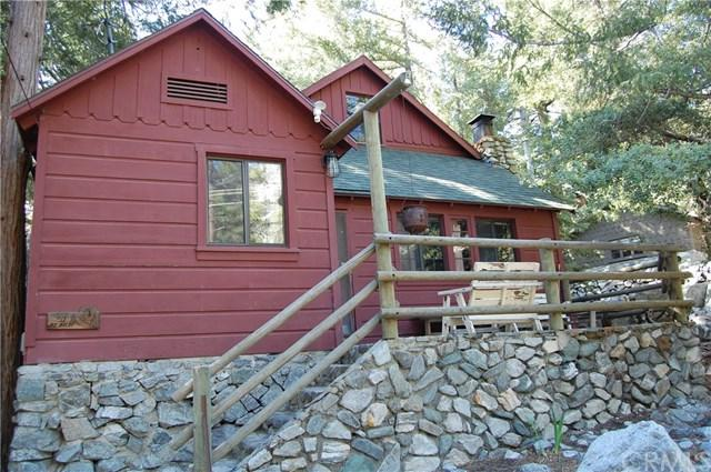 11 San Antonio Falls Road, Mount Baldy, CA 91759 (#IV19078482) :: Rogers Realty Group/Berkshire Hathaway HomeServices California Properties