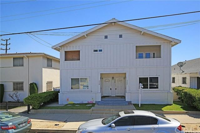 322 N Grand Avenue, San Pedro, CA 90731 (#RS19070583) :: Fred Sed Group