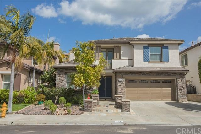 17327 Bramble Court, Yorba Linda, CA 92886 (#CV19081272) :: Fred Sed Group