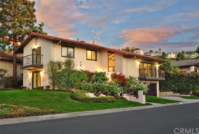 1800 Via Estudillo, Palos Verdes Estates, CA 90274 (#PV19083166) :: Millman Team
