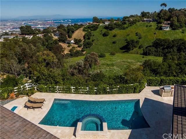 1 Maverick Lane, Rolling Hills, CA 90274 (#PV19085291) :: Go Gabby