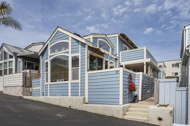 1624 W Coast Highway 101 #27, Encinitas, CA 92024 (#190020538) :: eXp Realty of California Inc.