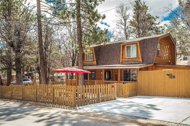 390 Holmes Lane, Big Bear, CA 92386 (#PW19087073) :: Kim Meeker Realty Group