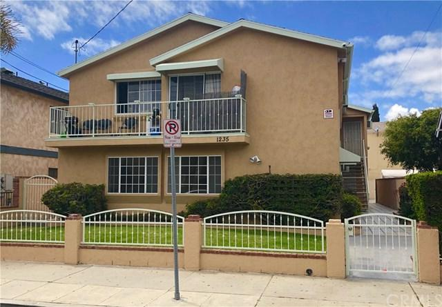 1235 S Centre Street, San Pedro, CA 90731 (#PV19087406) :: The Costantino Group | Cal American Homes and Realty