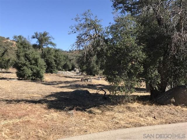 0 Old Highway 80, Descanso, CA 91916 (#190021484) :: Fred Sed Group