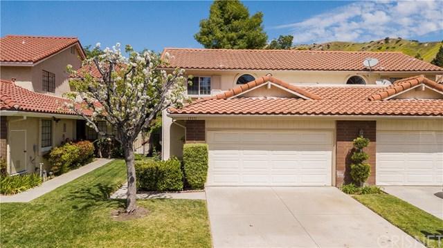 19371 Crystal Ridge Lane, Porter Ranch, CA 91326 (#SR19092071) :: eXp Realty of California Inc.