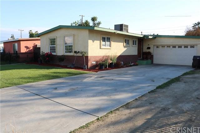 2601 Dore Drive, Bakersfield, CA 93304 (#SR19082241) :: eXp Realty of California Inc.