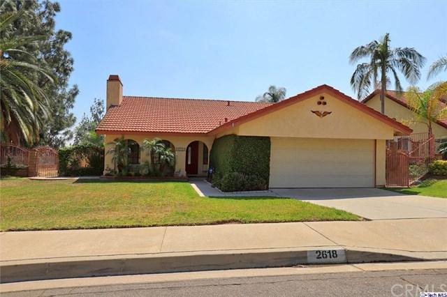 2618 Willowglen Drive, Duarte, CA 91010 (#319001646) :: Z Team OC Real Estate