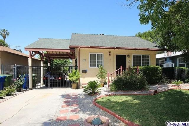 5057 Highland View Avenue, Los Angeles (City), CA 90041 (#319001640) :: The Brad Korb Real Estate Group