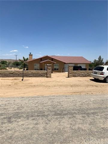 60370 Alta Mesa Drive, Joshua Tree, CA 92252 (#JT19100099) :: RE/MAX Masters