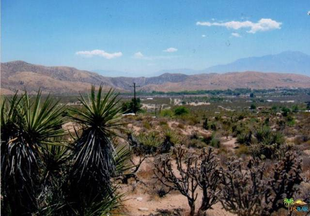 0 Cedar Drive, Morongo Valley, CA 92256 (#19460212PS) :: Sperry Residential Group