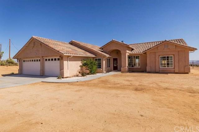61272 Pueblo Trail, Joshua Tree, CA 92252 (#JT19099989) :: RE/MAX Masters