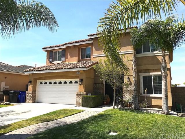 16384 Gala Avenue, Fontana, CA 92337 (#CV19102618) :: Mainstreet Realtors®
