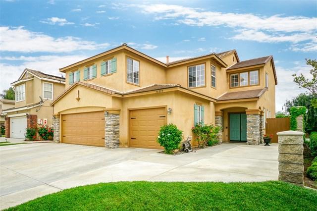 38039 Orange Blossom Ln, Murrieta, CA 92563 (#190024285) :: eXp Realty of California Inc.