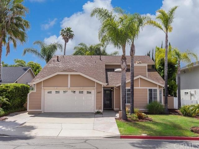 1687 Mustang Way, Oceanside, CA 92057 (#PW19101592) :: Fred Sed Group