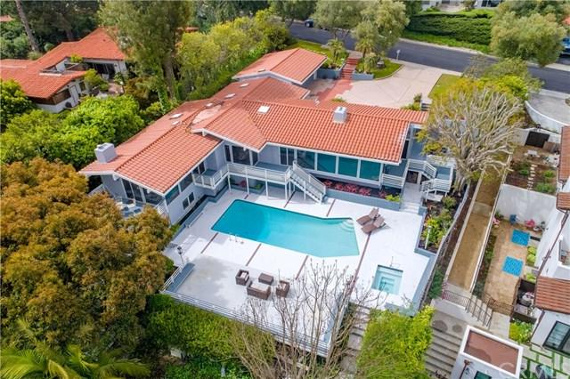 2433 Via Sonoma, Palos Verdes Estates, CA 90274 (#PV19077864) :: Fred Sed Group