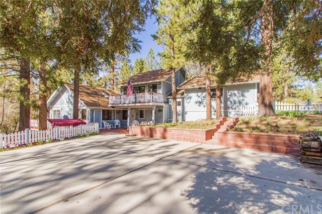 42324 Paramount Road, Big Bear, CA 92315 (#EV19101332) :: Fred Sed Group