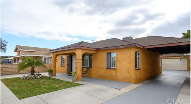 22433 Grace Avenue, Carson, CA 90745 (#PW19107183) :: Fred Sed Group