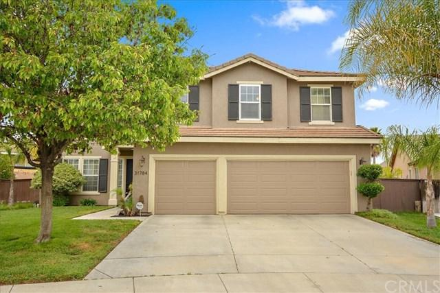 31784 Cypress View Court, Menifee, CA 92584 (#CV19107601) :: Rogers Realty Group/Berkshire Hathaway HomeServices California Properties