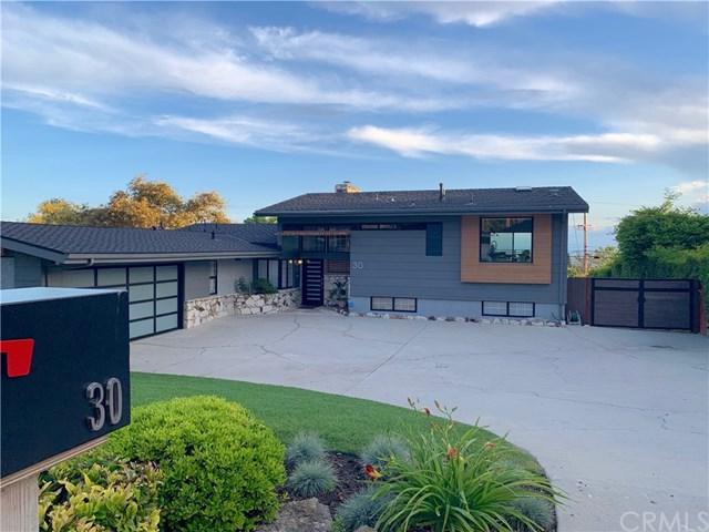 30 Harbor Sight Drive, Rolling Hills Estates, CA 90274 (#CV19108717) :: The Miller Group