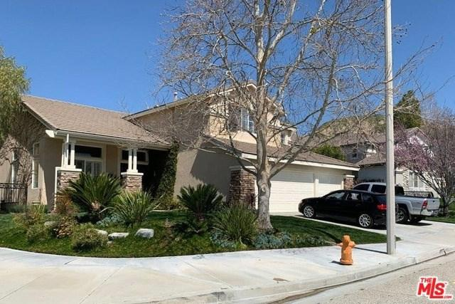 17835 Timber Branch Place, Canyon Country, CA 91387 (#19465056) :: Fred Sed Group