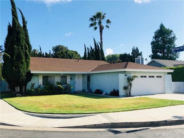 15734 Enadia Way, Lake Balboa, CA 91406 (#SR19113883) :: Fred Sed Group