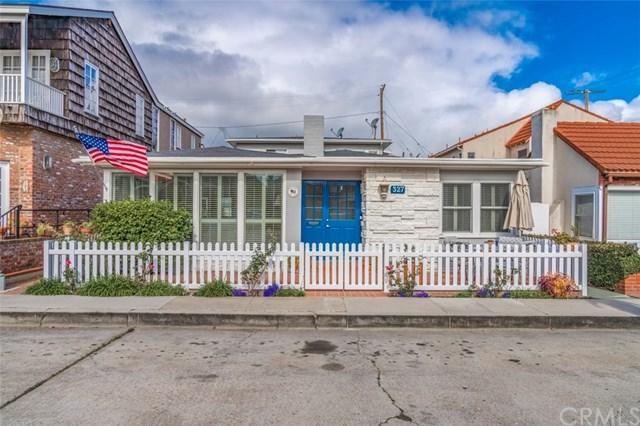 327 Apolena Avenue, Newport Beach, CA 92662 (#NP19112535) :: Fred Sed Group