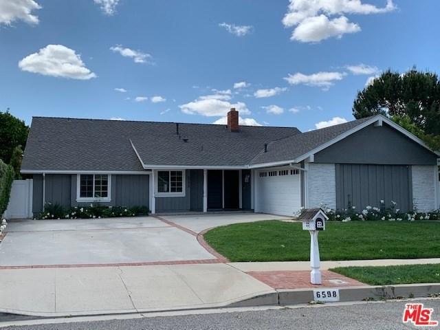 6598 Tamarind Street, Oak Park, CA 91377 (#19467608) :: Fred Sed Group