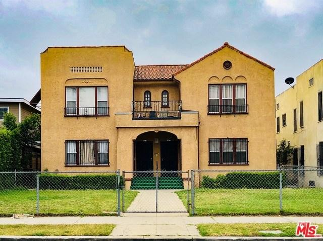 1732 W 48TH Street, Los Angeles (City), CA 90062 (#19467836) :: Kim Meeker Realty Group